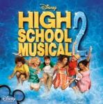 High School Musical 2 Album Cover