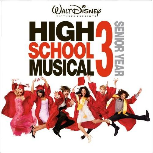 HSM 3 CD Cover